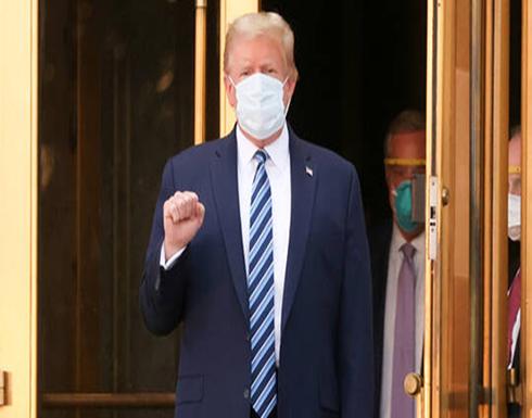 صحيفة: ترامب كان على وشك الخضوع للتنفس الاصطناعي أثناء إصابته بكورونا