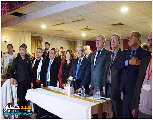 صور :  نص بيان المؤتمر القاري الرابع لأتحاد الجاليات الفلسطينية في اوروبا