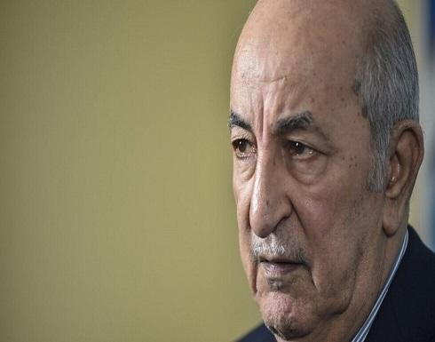 الجزائر.. تبون يعلن نوفمبر المقبل موعدا للانتخابات المحلية