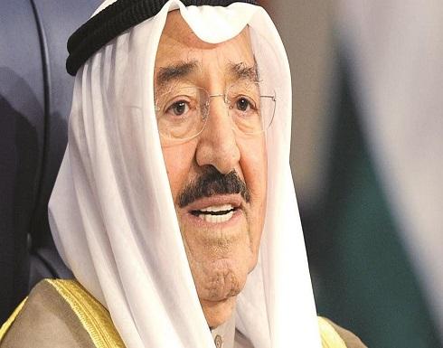 أمير الكويت يجري فحوصا طبية في المستشفى