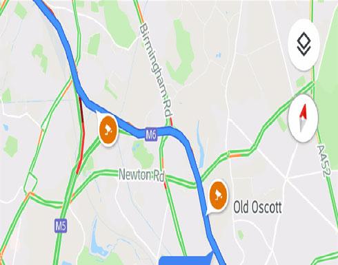 """إضافة خاصيّة مذهلة من """"غوغل"""" لتطبيق الخرائط.. تعرّف اليها (صورة)"""
