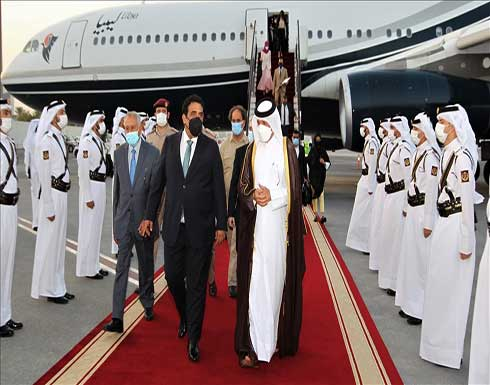 رئيس المجلس الرئاسي الليبي يبدأ زيارة لقطر