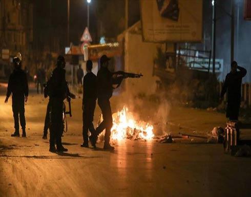 تونس..تجدد الاحتجاجات لليوم الثالث على التوالي بعدة مدن