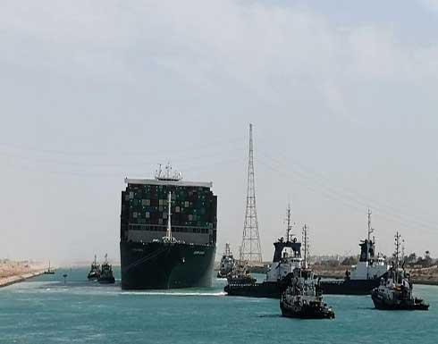 هيئة قناة السويس: قبطان السفينة البنمية لديه مشكلة ورفض تلبية 8 مطالب