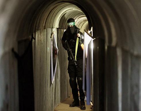 شهيدان في انهيار أنفاق للمقاومة الفلسطينية بغزة