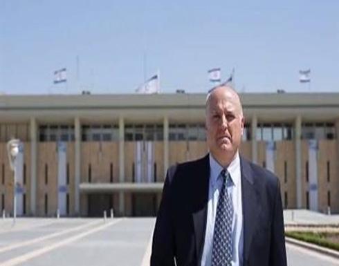 إسرائيل تعيد سفيرها في القاهرة لأسباب أمنية