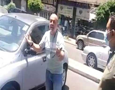 """صرخة أب لبناني مقهور..""""بنتي بدها دواء.. أين الدولة"""" (فيديو)"""
