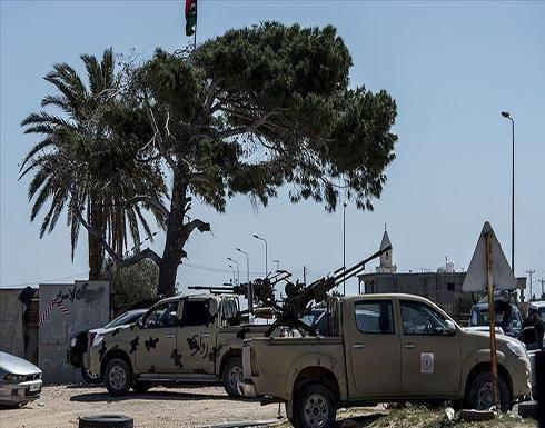 الوفاق : رصدنا أرتالاً مسلحة لقوات حفتر وصلت من الشرق إلى هون