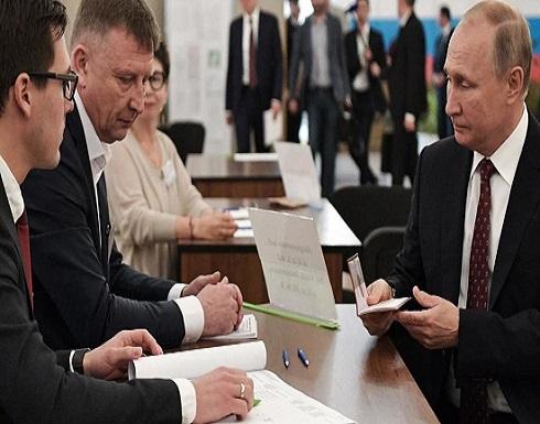 الحزب الحاكم بروسيا يعلن فوزه بأغلبية الثلثين بالانتخابات التشريعية