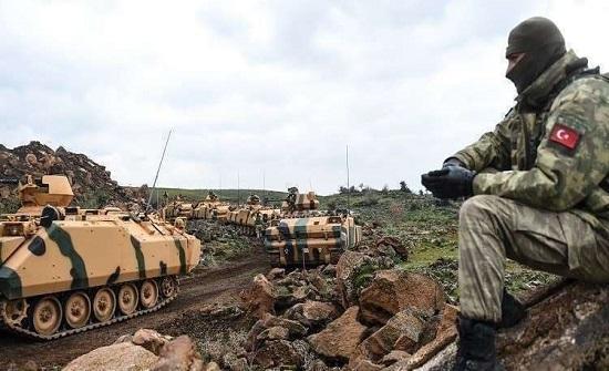 اجتماع قيادات عسكرية تركية رفيعة المستوى لبحث تطورات الوضع في إدلب