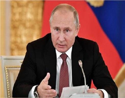 بوتين يبحث مع مجلس الأمن القومي الروسي سبل الرد على العقوبات الأمريكية