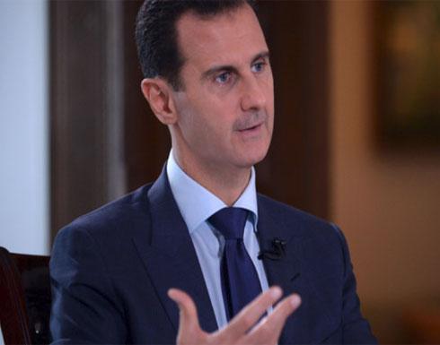 مسؤول إيراني: الأسد اقتنع بمغادرة السلطة لولا تدخل طهران