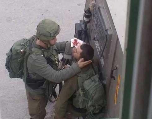 إصابة جنديين إسرائيليين باشتباك مسلح شمالي البيرة