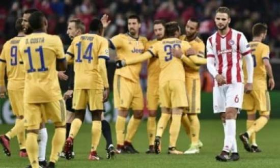 بالفيديو: يوفنتوس يتأهل لثمن نهائي دوري أبطال أوروبا