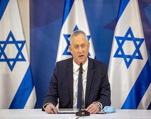 وزير الدفاع الإسرائيلي: عمليات بحث مكثفة عن الأسرى الفارين