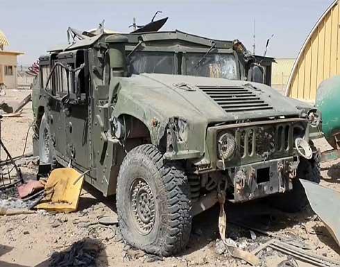 شاهد : قاعدة عسكرية في هلمند الأفغانية بعد انسحاب الجيش الأمريكي