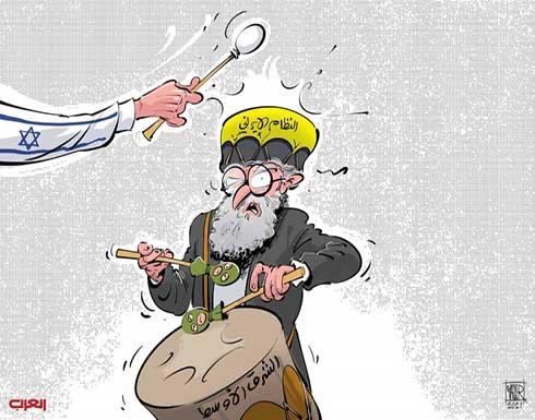 ضربة إسرائيلية موجعة لإيران