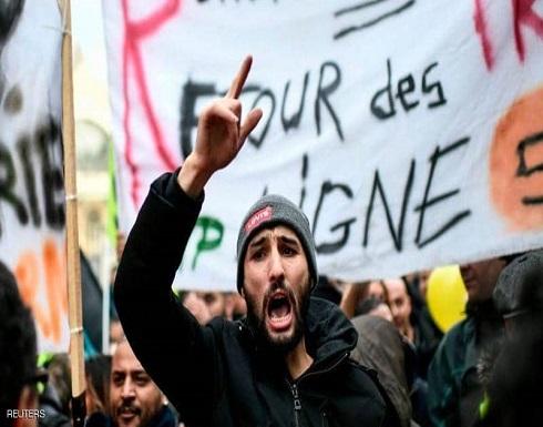 """فرنسا.. أيام الإضراب تبلغ مستوى """"تاريخيا"""""""