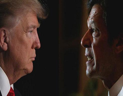 باكستان:ترمب يطلب مساعدة عمران خان في محادثات مع طالبان