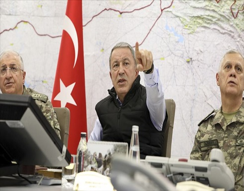 أكار: جيشنا سيقف إلى جانب السوريين شرق الفرات
