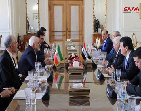 لقاءات أممية إيرانية سورية لبحث إعمار سوريا