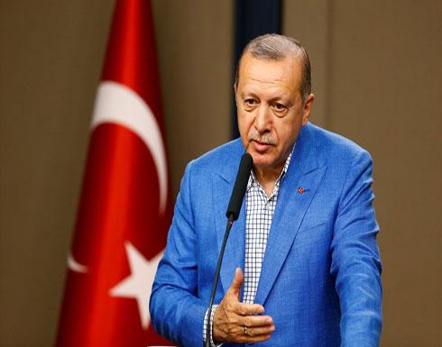 أردوغان: من حاولوا دفن تركيا في شتاء حالك يتجرعون المرارة