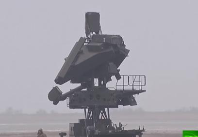 """شاهد .. أوكرانيا تختبر صواريخ """"إس -125"""" مجنحة"""
