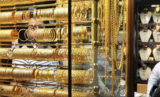 6ر26 دينار سعر غرام الذهب الجمعة في السوق الأردني