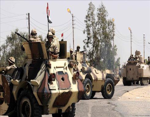 """الداخلية المصرية: مقتل 7 """"مسلحين"""" بسيناء"""