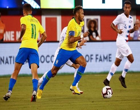 فوز مستحق للبرازيل والأرجنتين على أمريكا وغواتيمالا