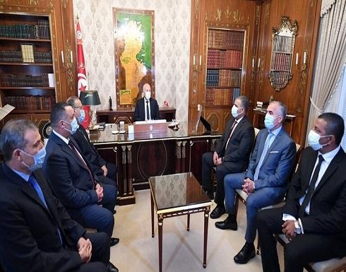 تونس.. سعيّد يحدث تغييرات في قيادات الحرس والأمن الوطنيين