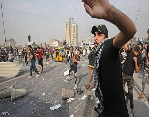 العراق.. صدامات وعنف في مواجهات الأمن مع محتجي الحراك