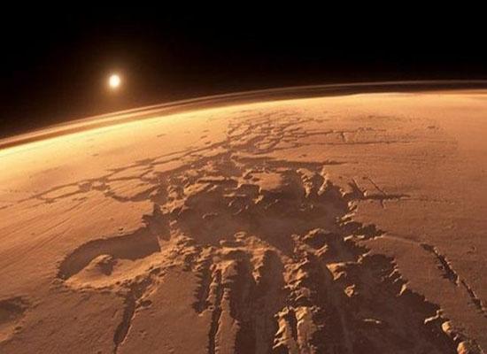 صورة: ما حقيقة صورة المخلوق الغريب على كوكب المريخ؟