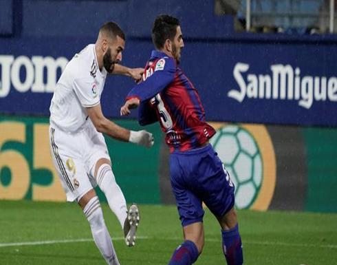 شاهد : ريال مدريد يستعرض عضلاته أمام إيبار