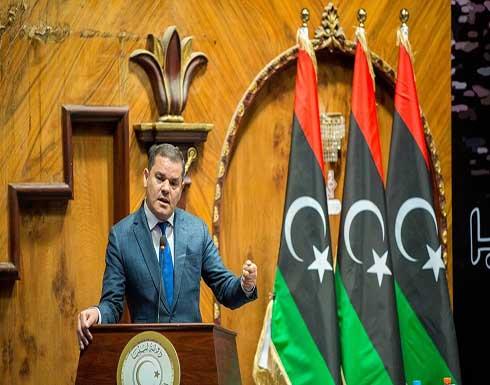 الدبيبة: هناك مؤامرات لتقسيم ليبيا