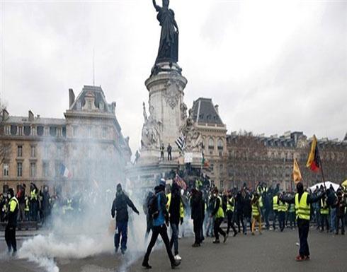 """فرنسا: المطالبة بتعويضات عن أضرار تظاهرات """"السترات الصفراء"""""""