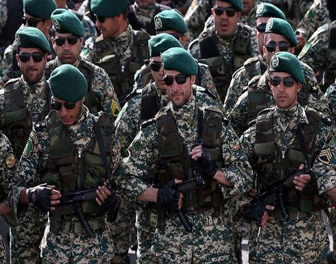 اشتباكات مسلحة بين الحرس الثوري وتنظيم الدولة غربي إيران