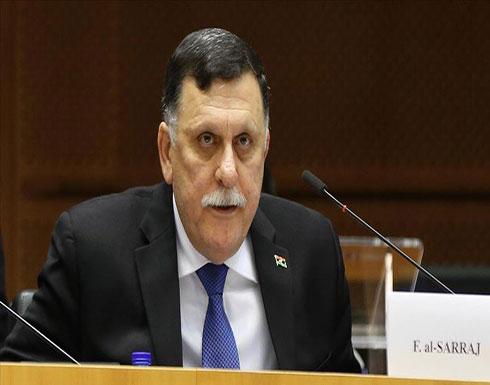 السراج يدعو الاتحاد الإفريقي للعب دور مركزي لحل الأزمة الليبية