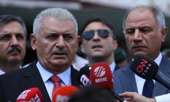 يلدريم: الباب السورية باتت إلى حد بعيد تحت سيطرة المعارضة المدعومة من تركيا