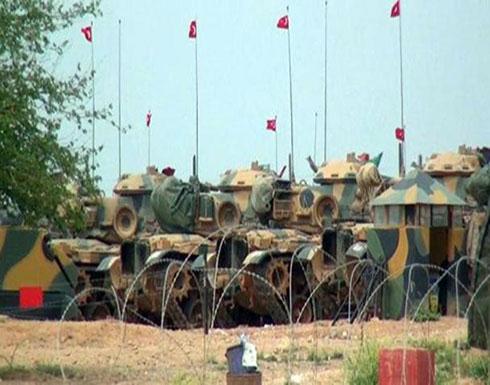 مقتل 4 مسلحين أكراد في ضربات تركية عبر الحدود مع سوريا