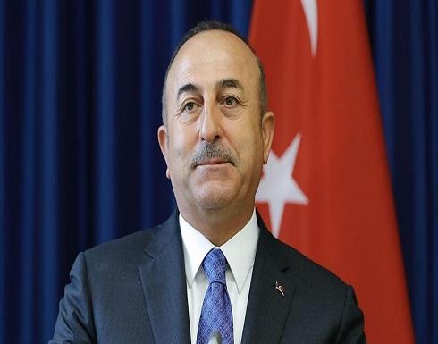 """جاويش أوغلو: تركيا تسعى لمنع الهجوم على """"إدلب"""""""