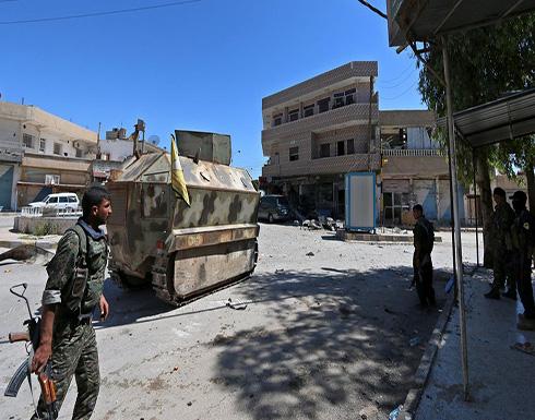 استنفار في القامشلي.. القوات الكردية تعتقل عناصر من النظام
