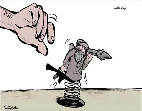 طالبان…