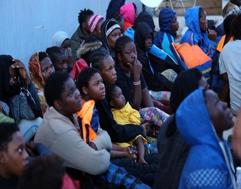 مطالب بالإفراج الفوري عن 5 آلاف مهاجر ولاجئ محتجزين بليبيا