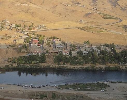 إيران تقطع المياه عن أنهر محافظة ديالى العراقية والمزارع هو المتضرر الأول