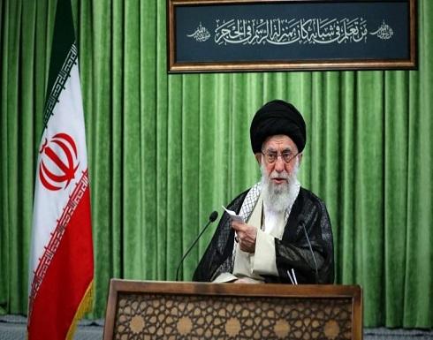 خامنئي يحث الدول الإسلامية على دعم الفلسطينيين عسكريا وماليا