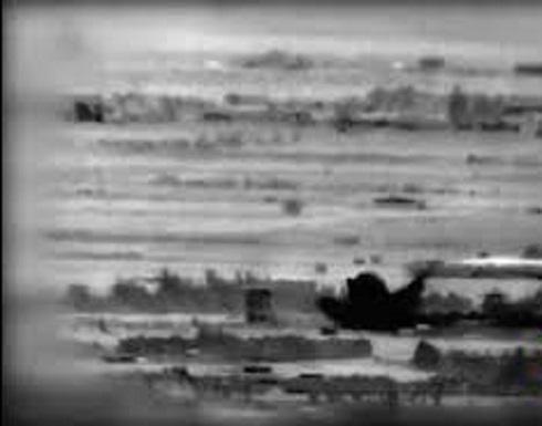 شاهد.. الجيش الإسرائيلي يقصف مواقع قرب دمشق