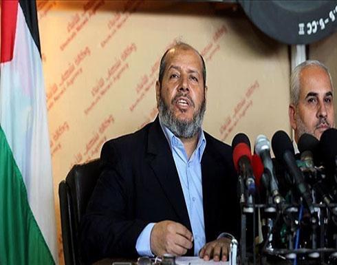 """قيادي في """"حماس"""": نبني علاقات متوازنة مع الدول من أجل قضيتنا"""