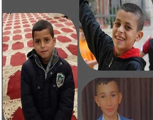 شاهد : الاحتلال يعتقل 4 أطفال بينهم جريح في رام الله والقدس