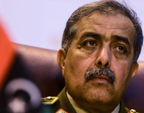 رئيس أركان الجيش الليبي: نفطنا تحت أمر مصر.. والسيسي أعظم بطلٍ عربي
